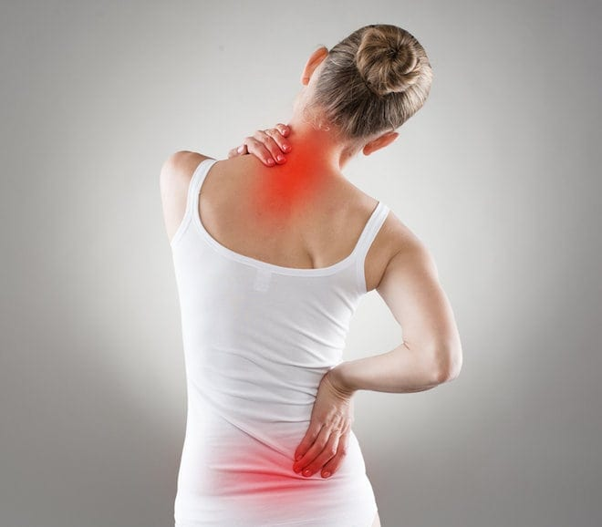 Back neck pain