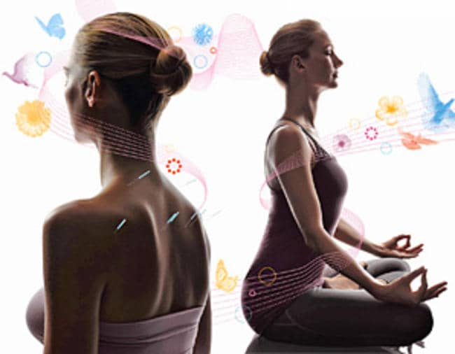 Mindfulness Balance and acupuncture